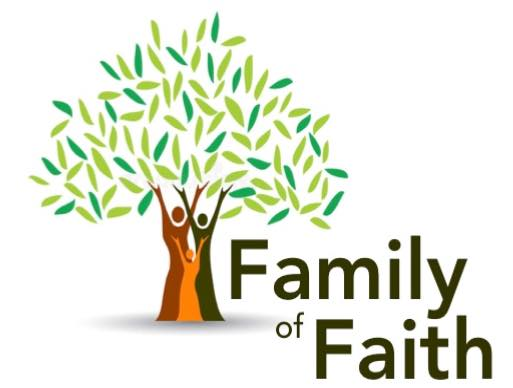 Family of Faith: Finding Strength in his Word — Mount