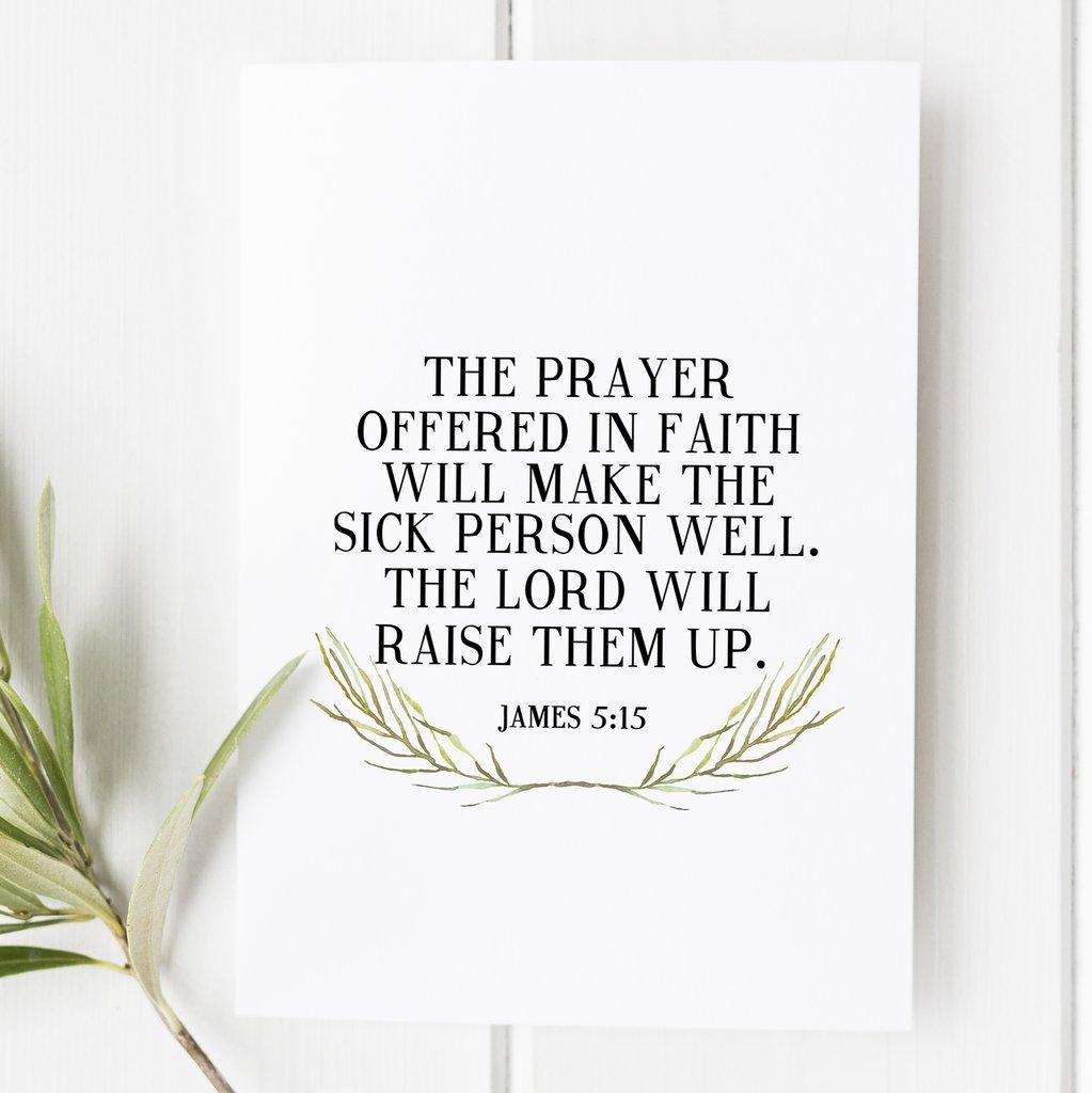 Monday's Prayer: People of Prayer — Mount Lebanon Lutheran