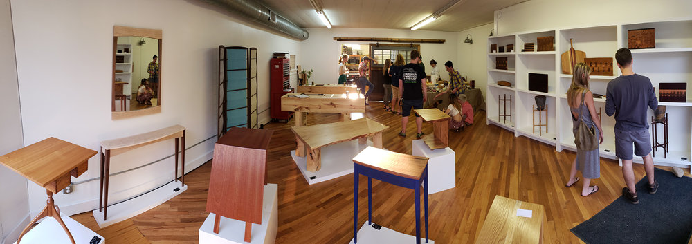 Canton Woodworking Shop