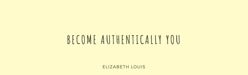 Becoming your authentic self is easier than you think.