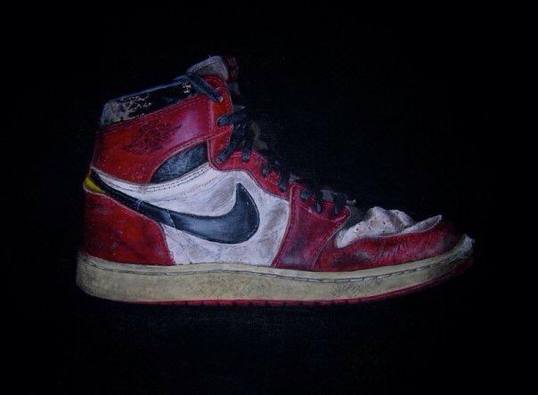 Jordan 1 Nike commission