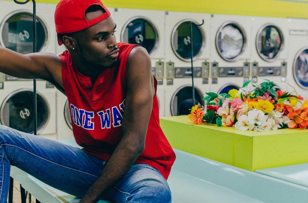 """laundry day""  -  shawn smith jr. , 2016"
