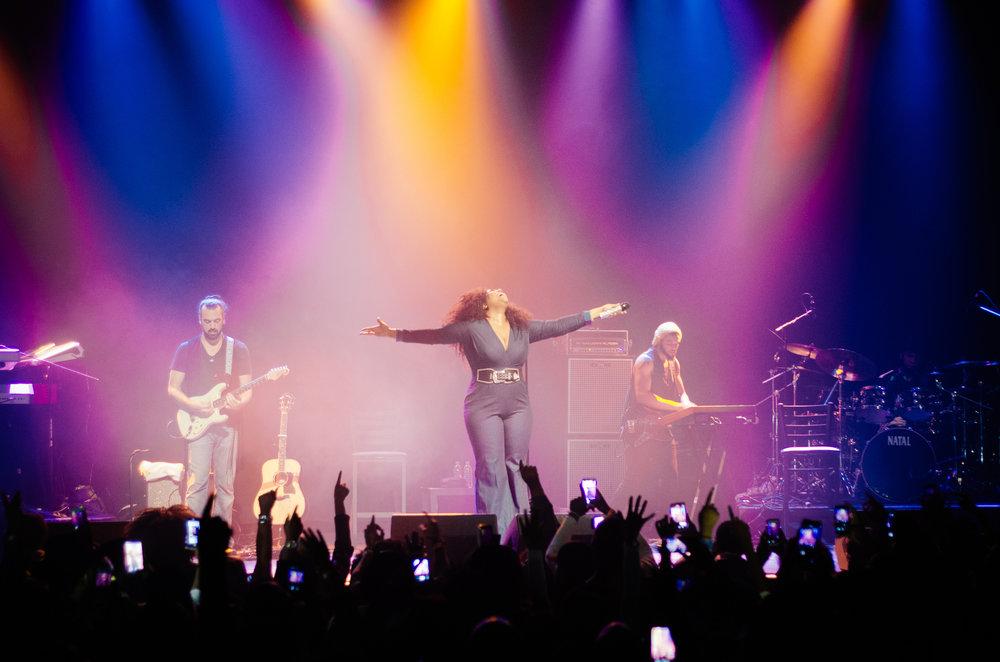jazmine sullivan // reality show tour atlanta, 2015