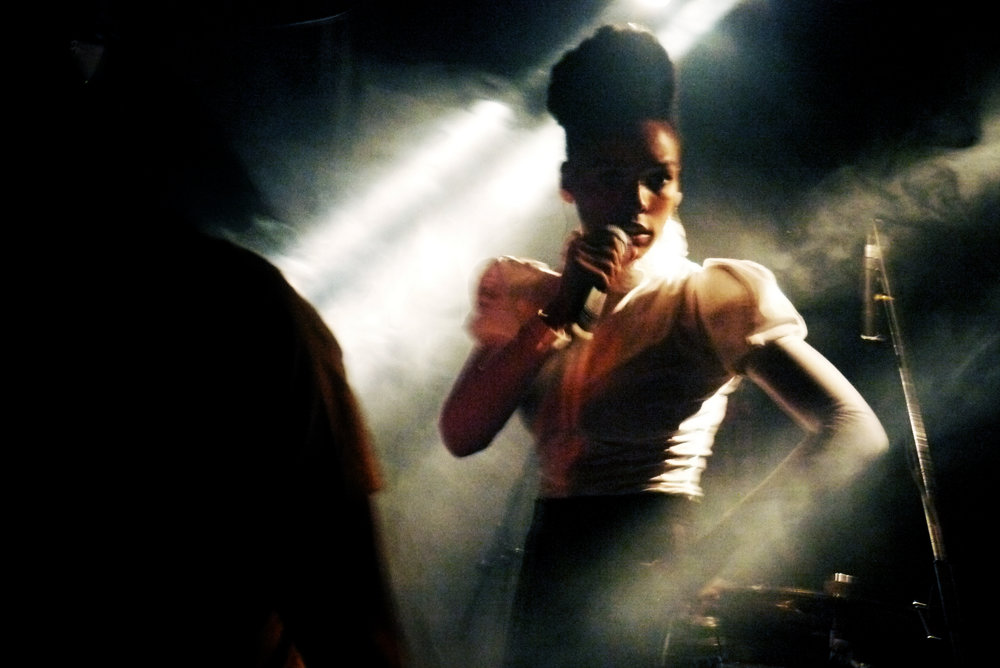 janelle monáe @ smith's olde bar atlanta, 2010