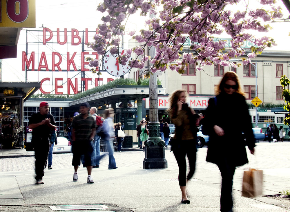 Pike Place Market // Seattle, WA