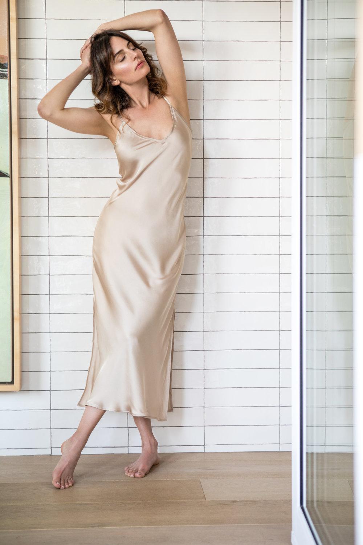 Divine Feminine Slip Dress