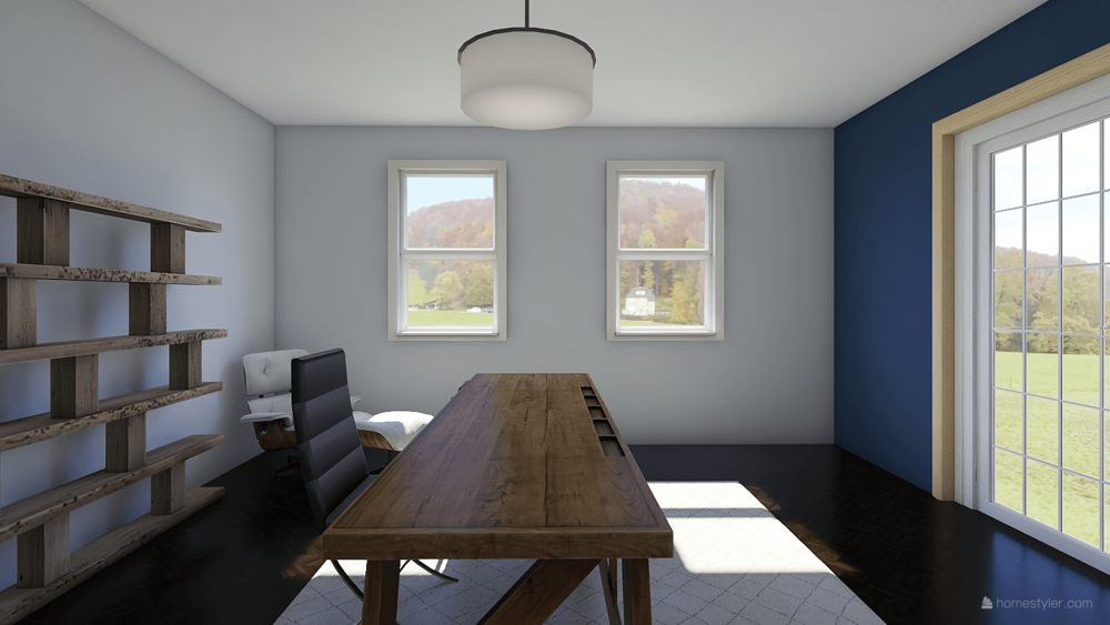 Downloaded Homestyler Rendering With Watermark
