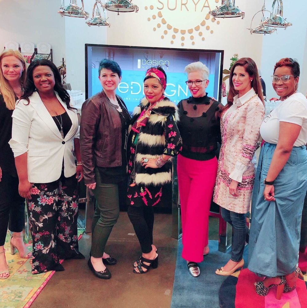 (left to right): Sandra Funk, Veronica Solomon, Dixie Willard, Rachel Moriarty, Kelli Ellis, Shayla Copas, Alberthe Buabeng