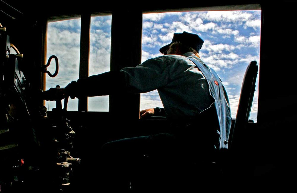 Our experts are available to provide operations training (engineer, fireman) regarding historic steam locomotives.