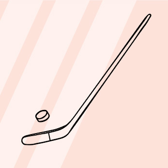 Hockey Guide, Glossary & FAQ - The point of the good ol' hockey game is to have the most goals after 3, 20 minute, periods of play. 5 players plus 1 goalie on the ice at one time. But, what happens if there's a tie? *hmm emoji*...read more here