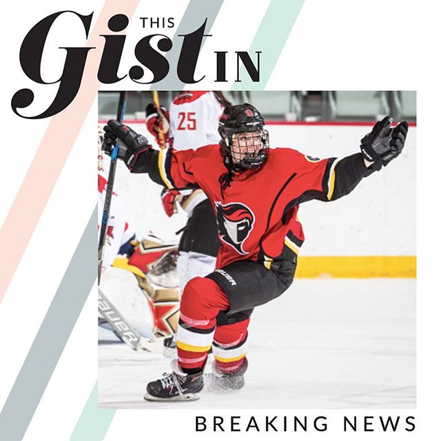 This GIST In! Congratulations to the @infernocwhl on winning the Clarkson Cup over the @lescanadiennes 5-2.🏒 • It was a DOOZY of a game and we can't wait to give you #thegist of it in tomorrow's newsletter. Not subscribed yet? Why the heck not? Do it now for free at the #linkinbio and join the thousands of Canadians that wake up to The GIST every Monday and Thursday.💌 #thegist
