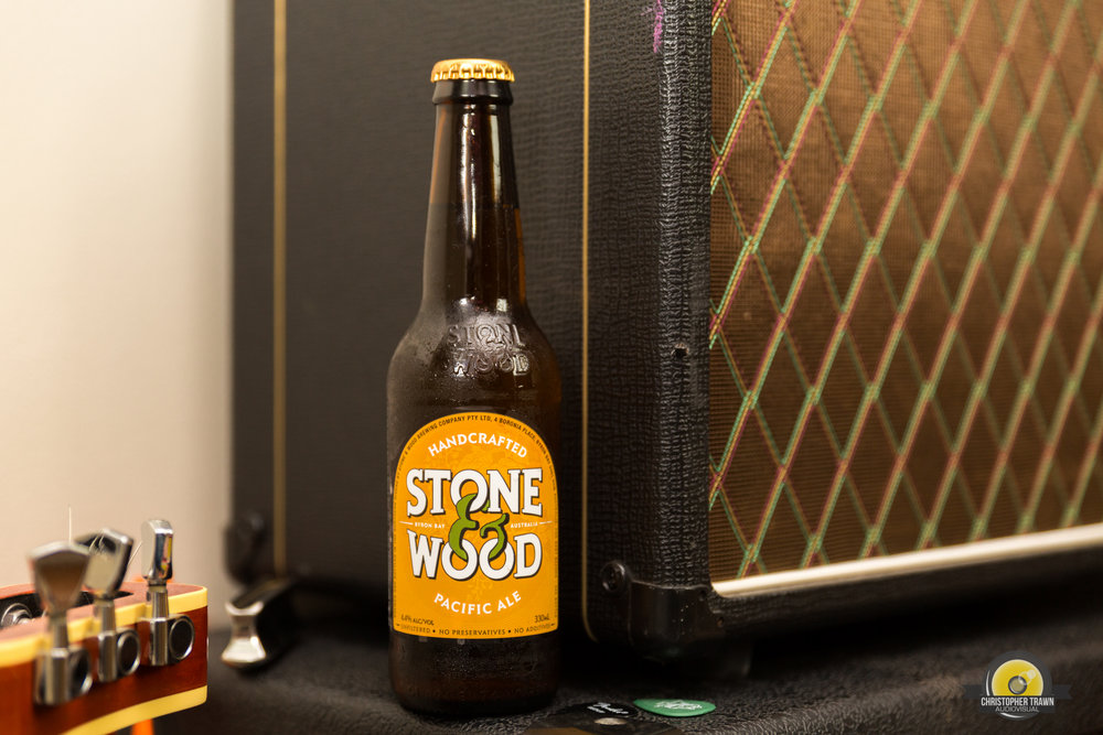 Stone & Wood Pacific Ale - Photo by Christopher Trawn