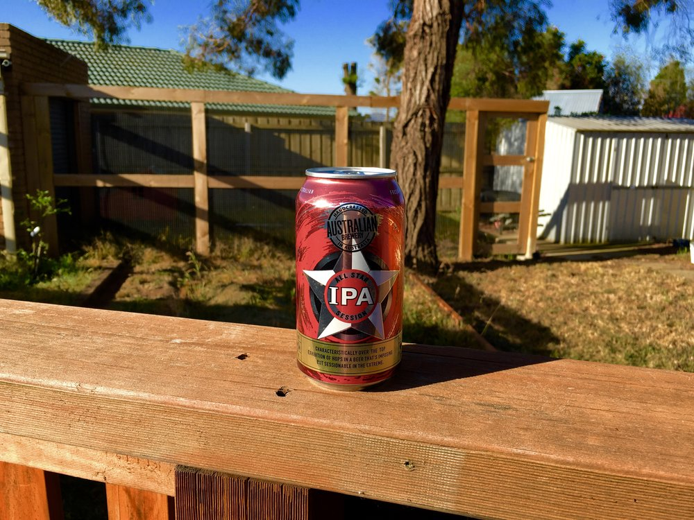 Australian Brewery Australian All Star Session IPA