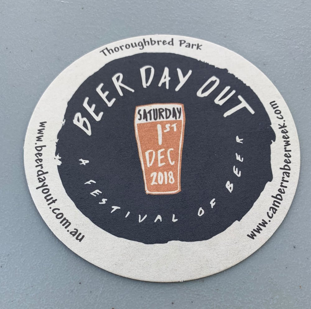 Beer Day Out 2018