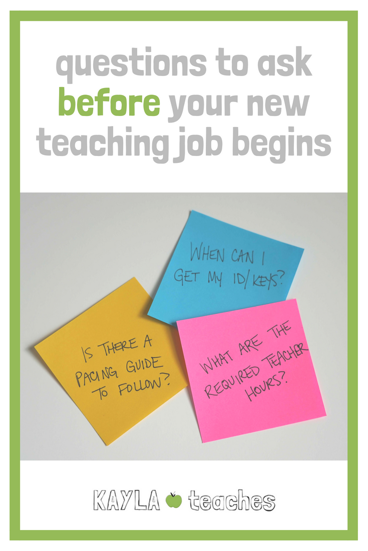 Questions To Ask Before You Start Your New Teaching Job.png