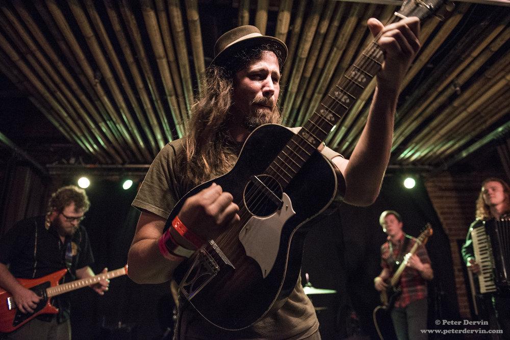 Jason Webley - Photo Credit Peter Dervin