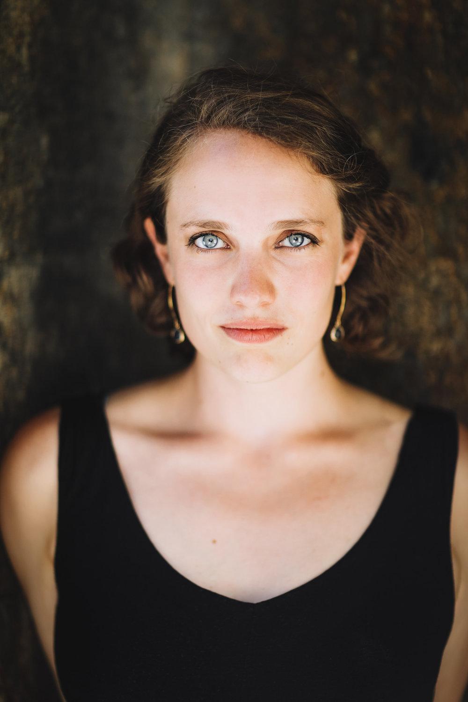 Frances Pollock - Photo Credit Lindley Battle Photography