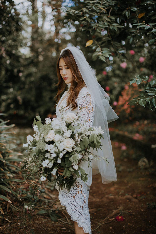 Queena & Shifu - Mini Wedding