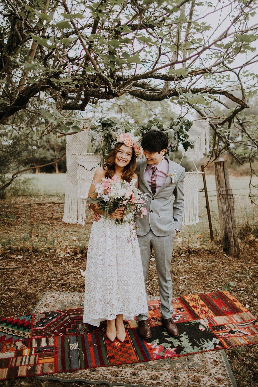 Angela & tae - Mini Wedding