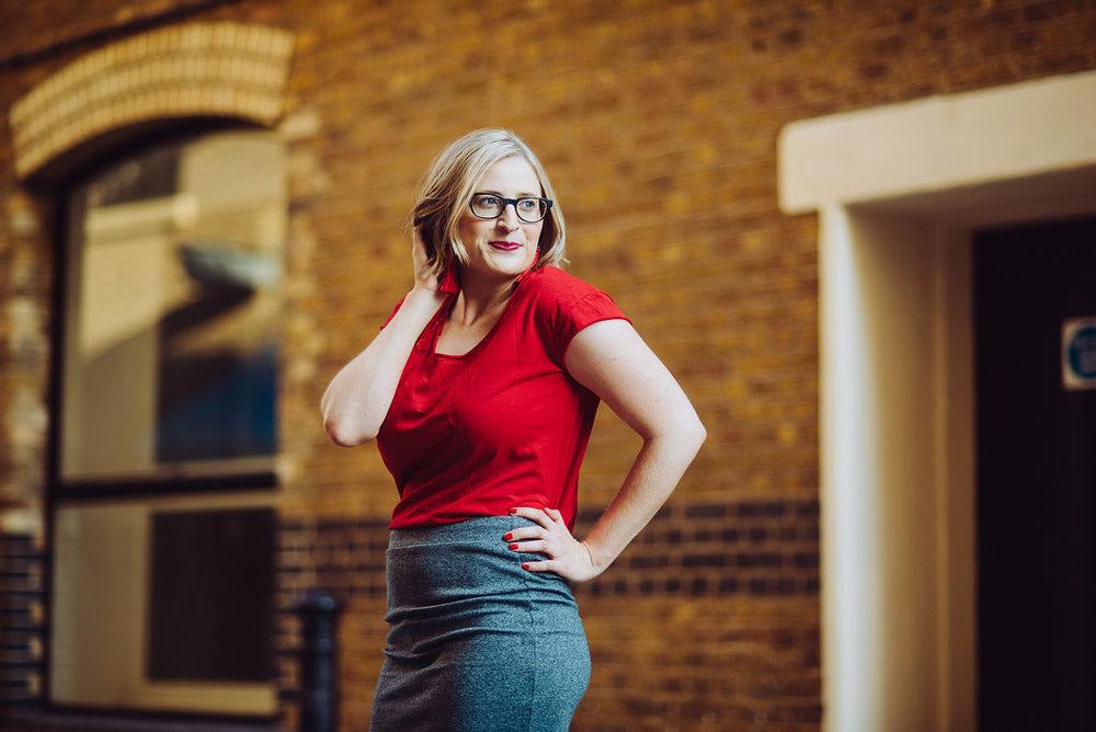 Jenny Watzka - media page