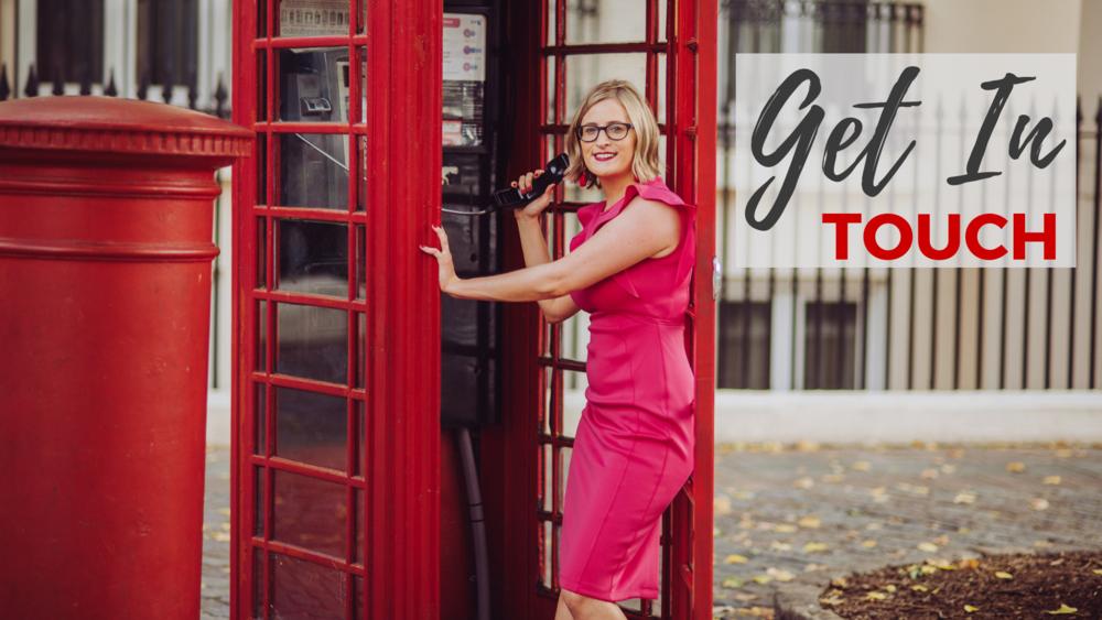 Jenny Watzka - Get in Touch