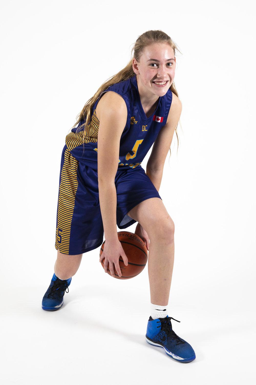 #5 - Hannah Mills-Watson