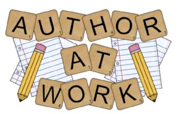 author at work image