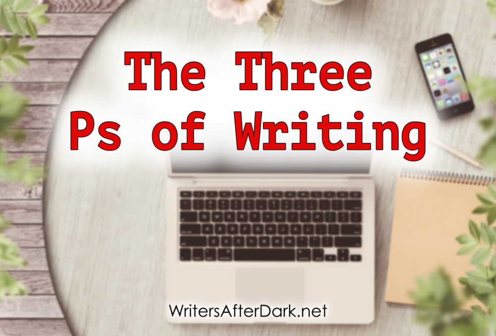 three ps writing