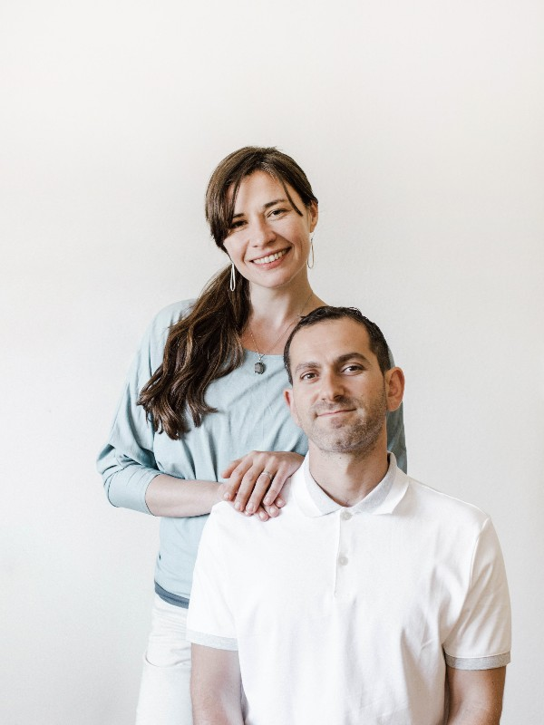 Dr. Irina and Dr. Ben, your Oakland chiropractors.