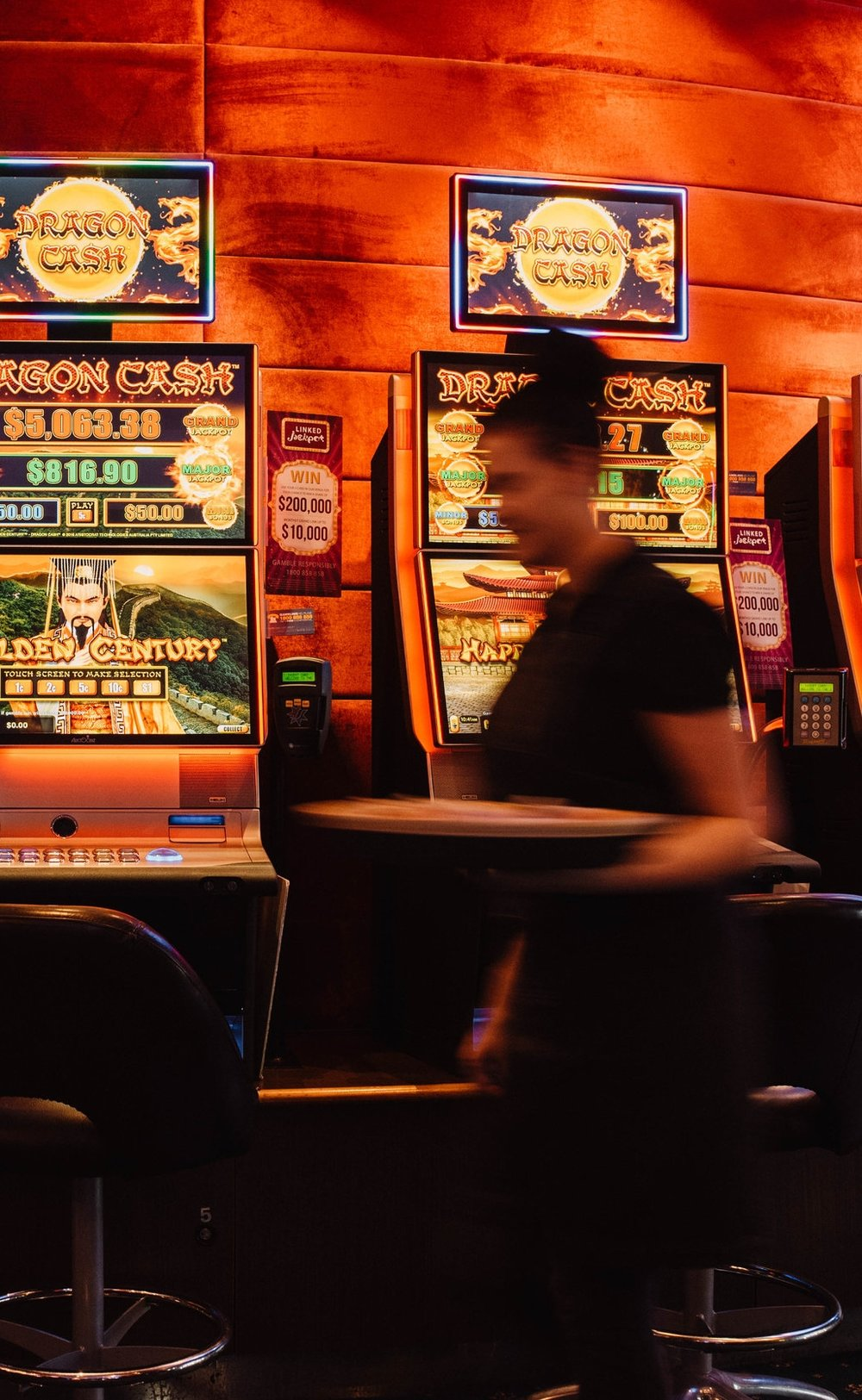 Advanced Gaming Training - Recognised by the Independent Gambling AuthorityCost: $80pp*Duration: 1 x 7 Hour Days