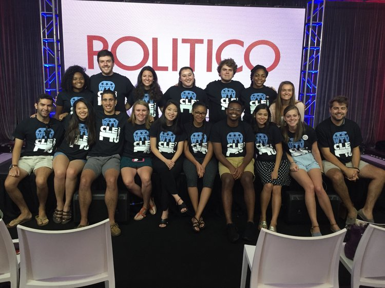 Wake the Vote at the Politico Hub at the RNC