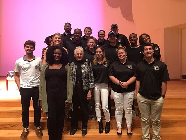 Once again, thank you to @repvirginiafoxx for speaking and waking the vote with us last Monday! #MidtermsMatter