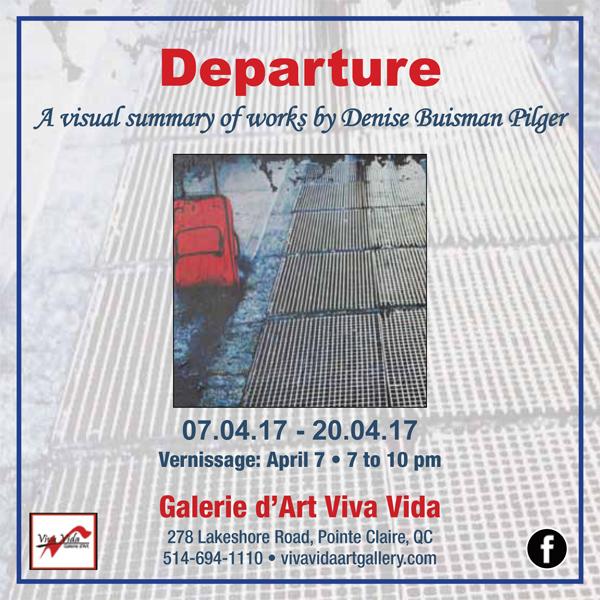 Departure Solo Exhibition