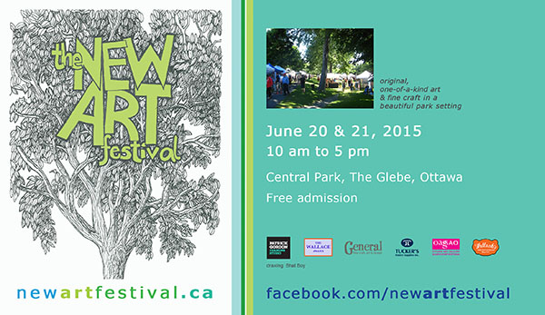 The New Art Festival 2015
