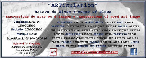 ARTiculation 2014