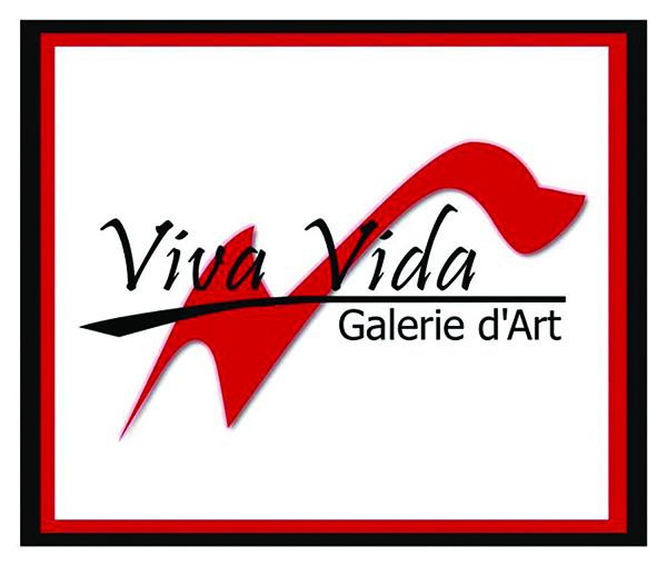 Vva Vida Art Gallery logo