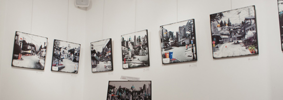 Exhibition images -