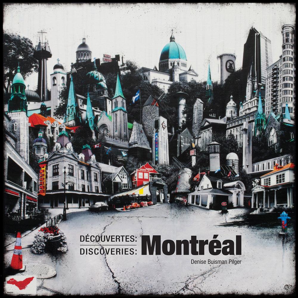 October 2013 - Discoveries: Montréal