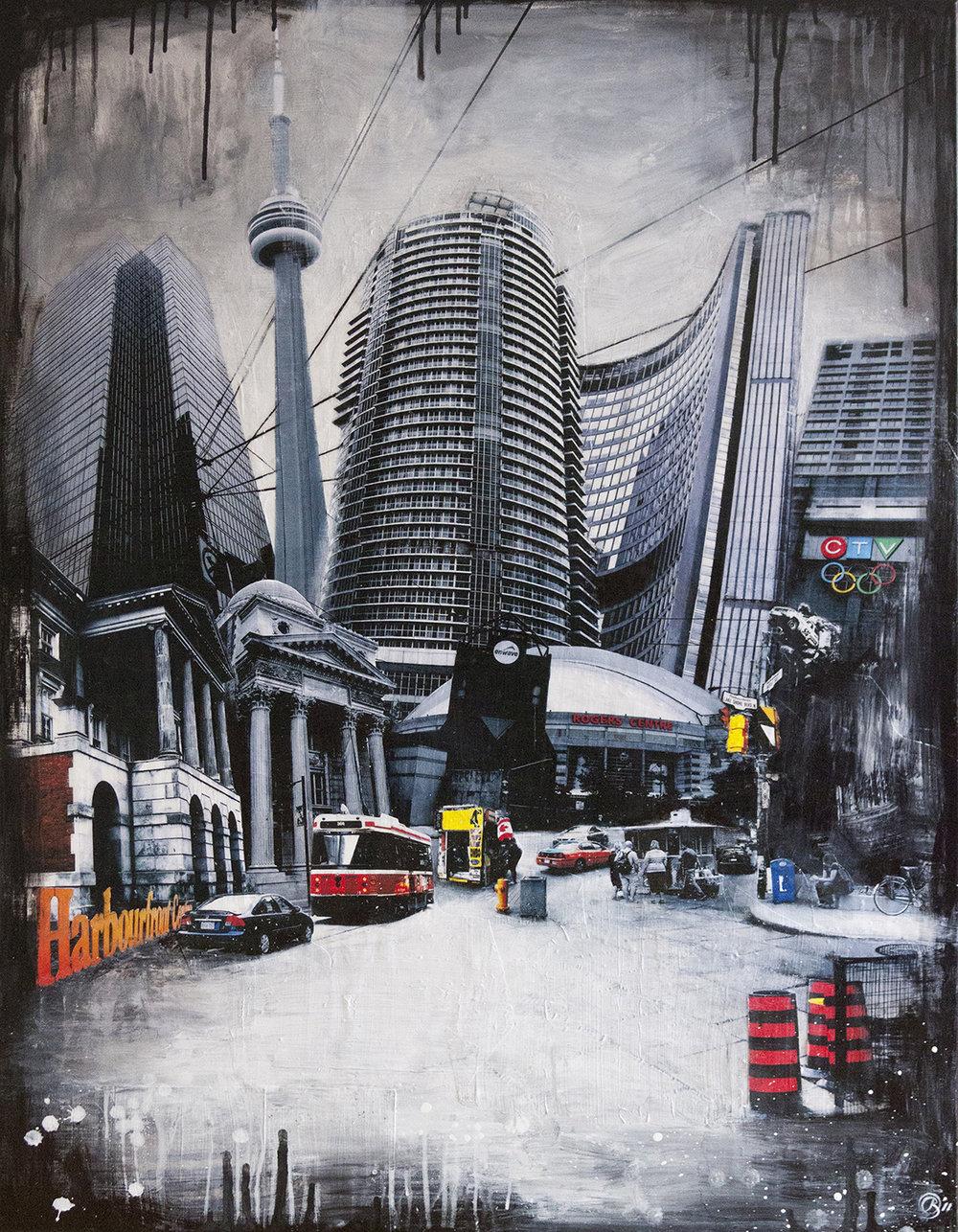 Denise Buisman Pilger's  Toronto