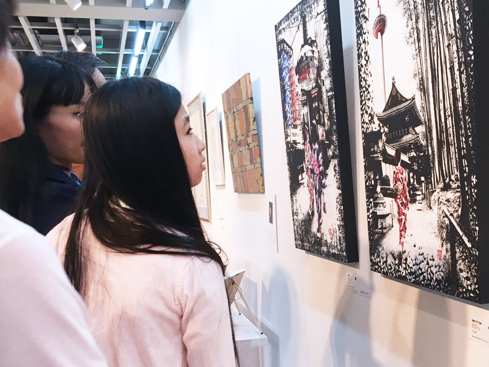 2018 | Art International Exhibition