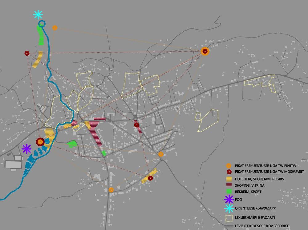 regulatory plan - Year: 2009 -2010Location: Istog, KosovoClient: Municipality of IstogUrban Regulatory Plan