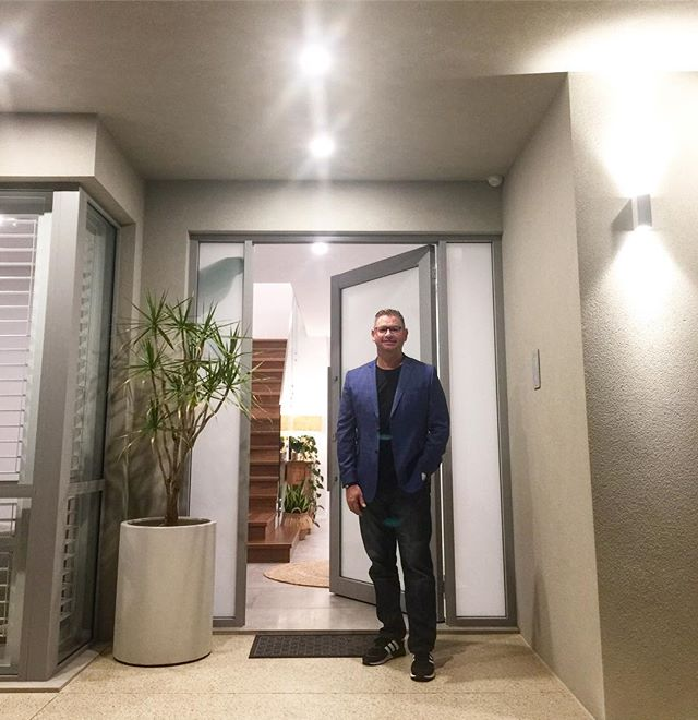 Had the opportunity to view a wonderful new house built by our clients @amghomebuilders  on Friday evening! Pure beach elegance at Trigg. Great job AMG!