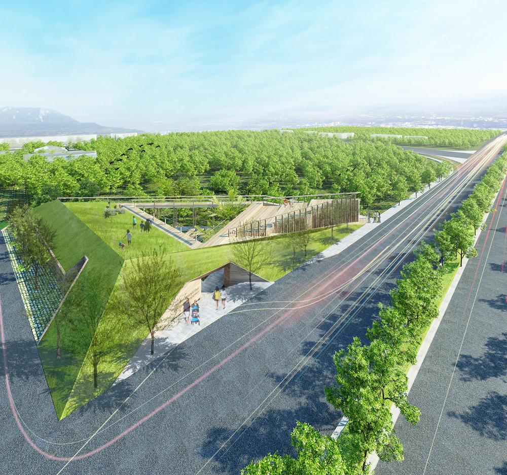 ASA Lanna Center - Location: Chiang Mai, ThailandClient: The Association of Siamese Architects Under Royal PatronageYear: 2014Type: Competition / 2nd Prize WinnerProgram: Office / 900m²Roles: Architect and Interior ArchitectCollaborator:Landscape Architect: Akavit Tongdevorakul