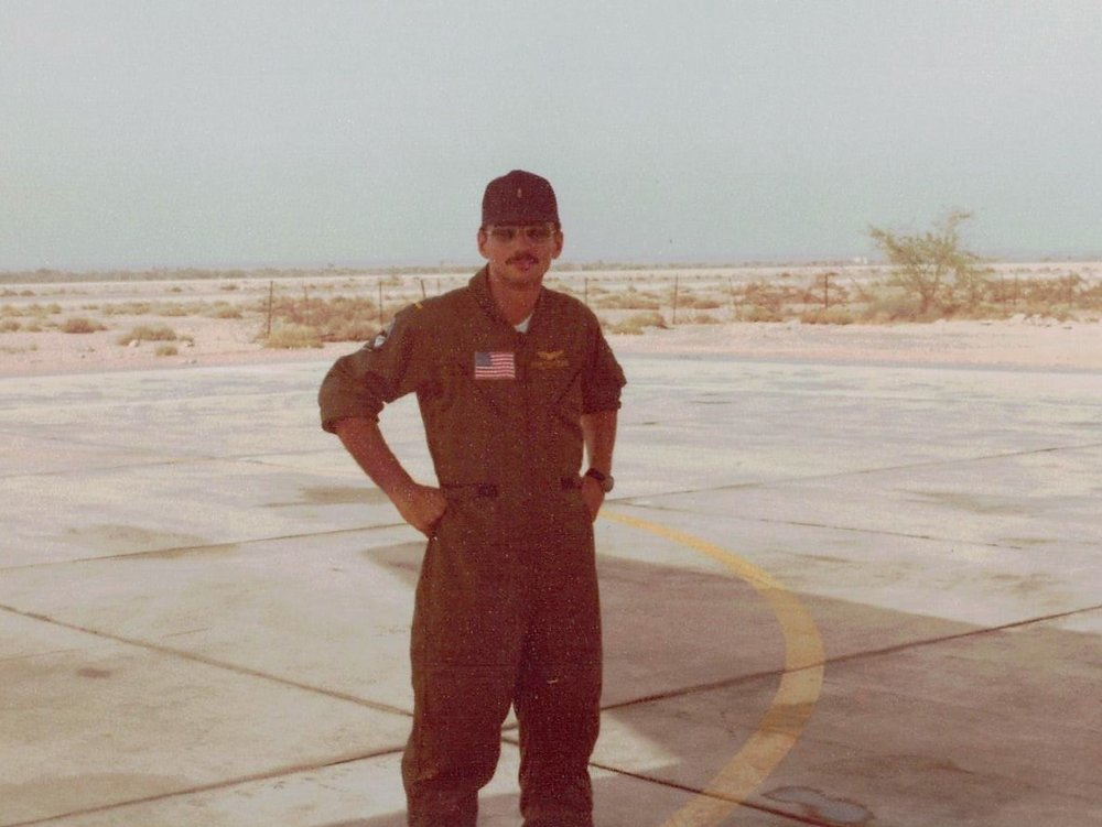 Oman Deployment- 1981