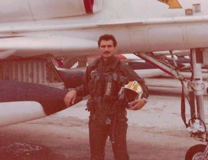 VT-10 Basic Jet Navigation Training Nov 1978