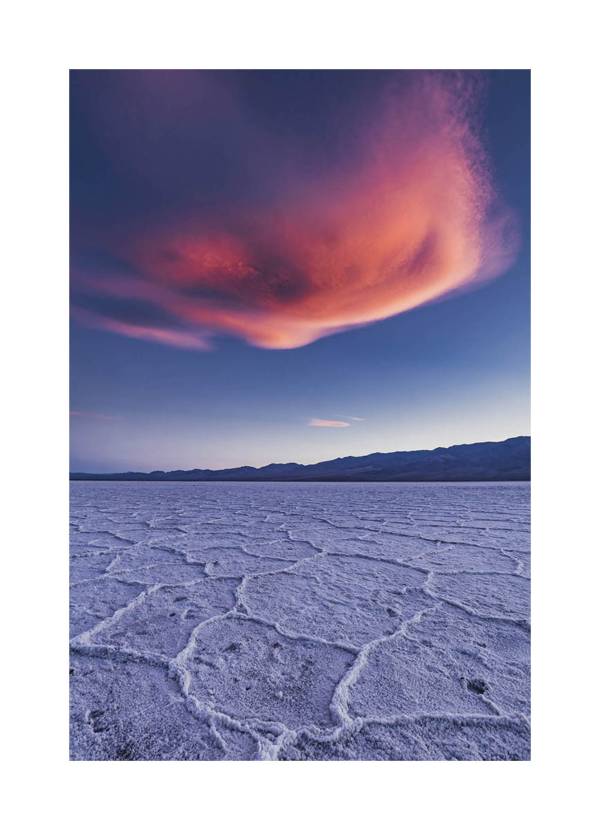 Badwater Basin in Death Valley, USA
