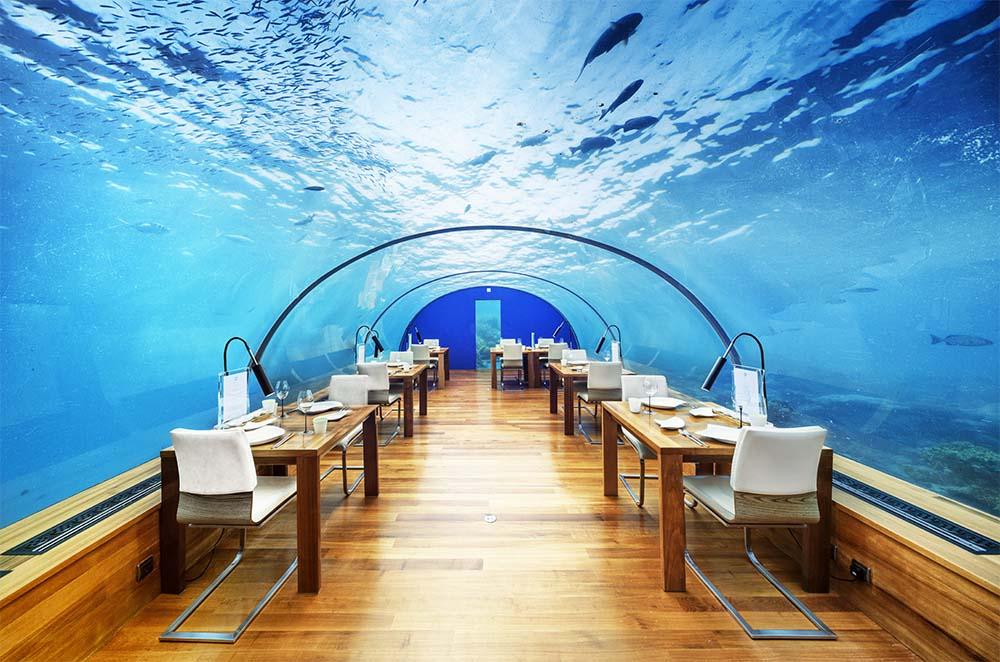 Conrad Rangali - Maldives