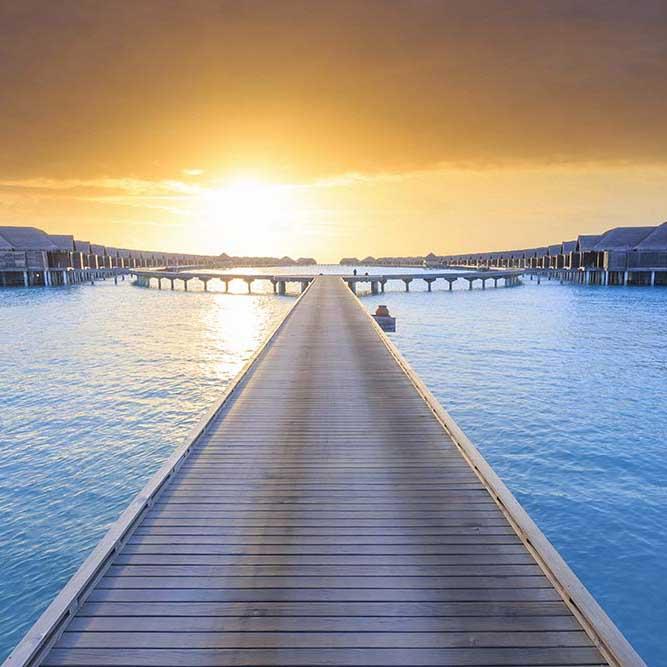 KIHAVAH - resort/hotel