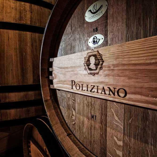 POLIZIANO - winery/tuscany