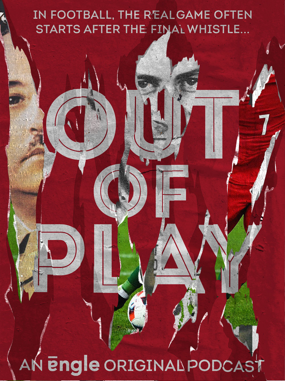 About - Out of Play (Loi 11 in French) is an audio-documentary telling the stories from 8 countries qualified for the 2018 World Cup.Written by 8 supporters from these countries, Out Of Play / Loi 11 will take you through the incredible impact football, and especially the World Cup, can have on a country's politics, economy, people and even more... Discover how in Football the real game often starts after the final whistle...- Written by: Dejan Milivojevic (Yougoslavia); Abigail Anaba (Nigeria); Andres Nunez del Prado (Peru); Fernando Mahia Vilas (Spain); Sofia Victoria Abrantes (Portugal); Hatem Maher (Egypt);Will Beebe (Brasil); Alejandro Vargas (Colombia) - Produced by Engle- English Voice: David Gassman- Voix française: Alexis Victor- Original Score: Romain Paillot & Max Zippel